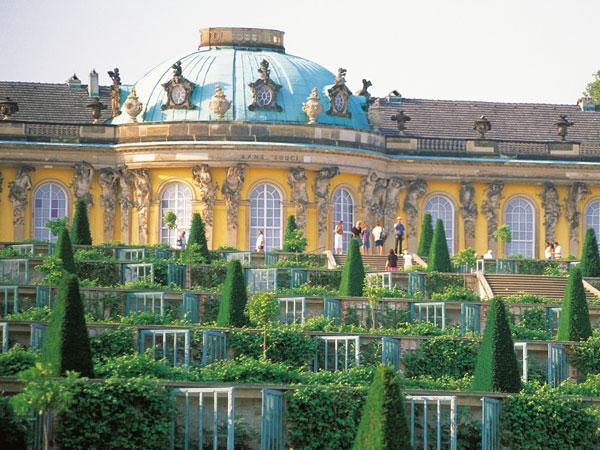 Tour 8: Potsdam