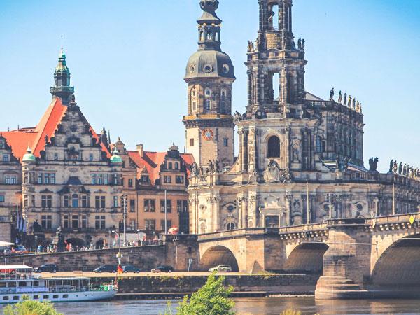 Dresden Highlights Tour