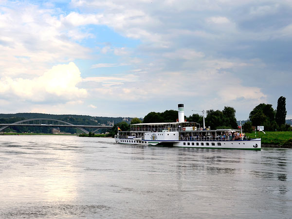 Dresden River Cruise