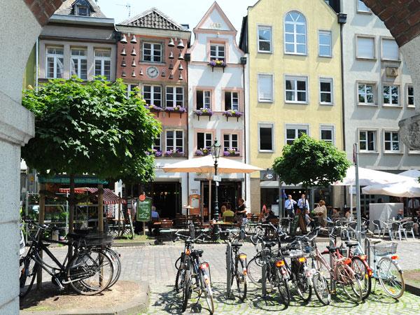 Düsseldorf City Tour