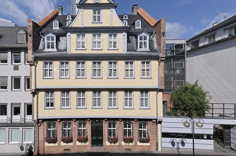 Frankfurt Goethe House & Museum