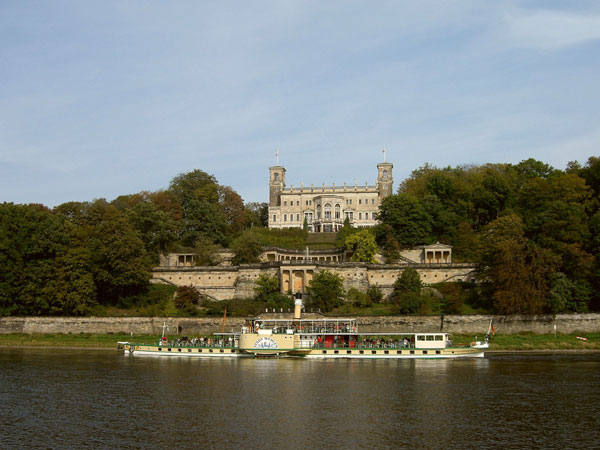 Tour 3: Elbschlösser Castles Tour