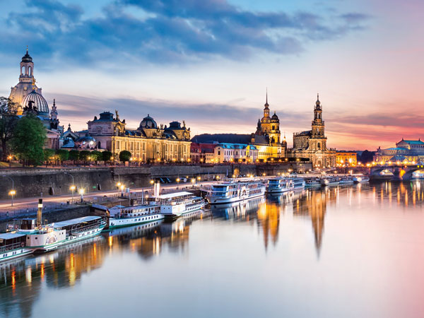 Tour 2: Elbe River Cruise