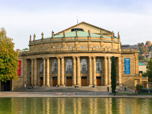 Stuttgart Highlights Tour
