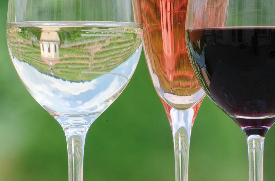 Mummelsee, Favorite Palace & Wine tasting