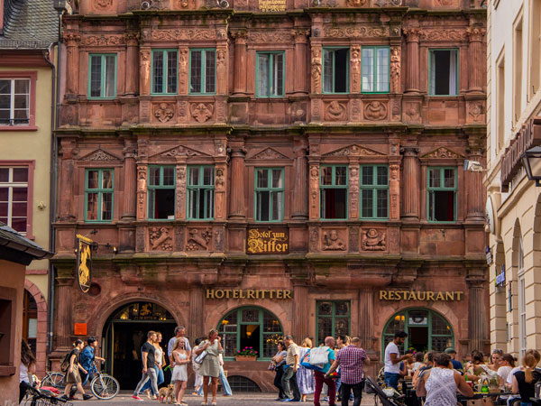 Heidelberg Highlights Tour