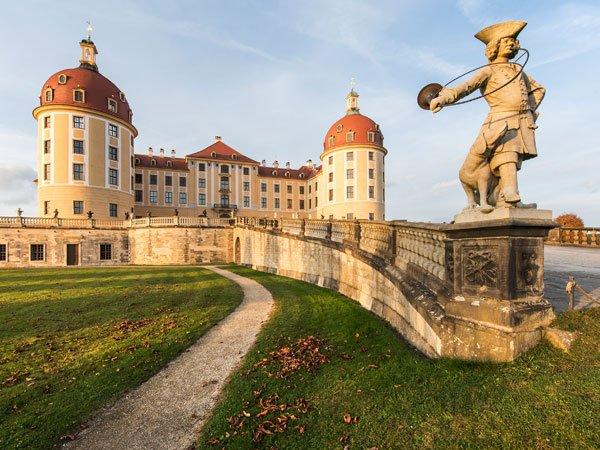 Moritzburg Castle Tour