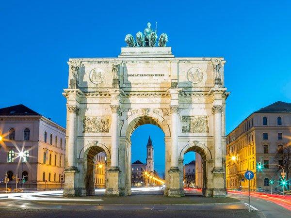 Munich Highlight Tour