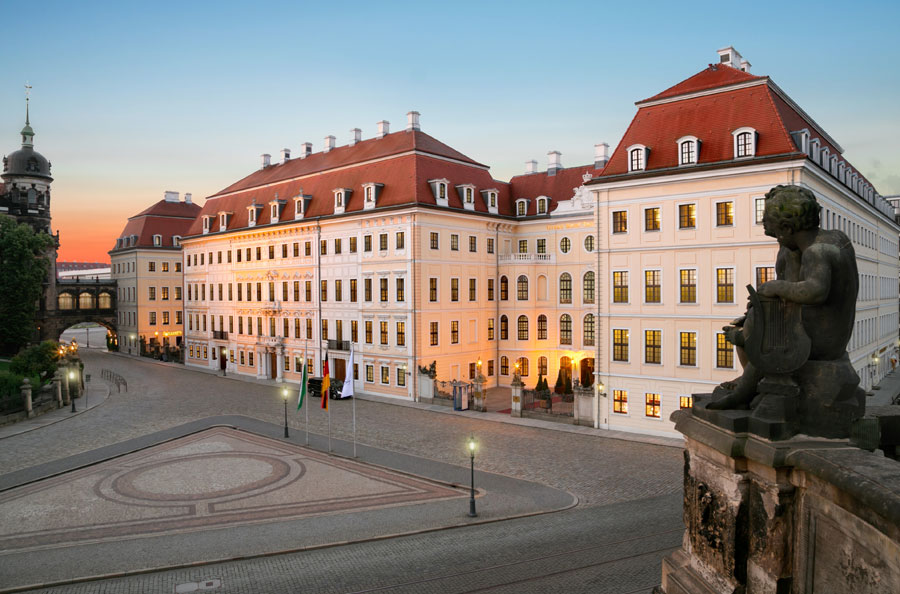 Grand Hotel Taschenbergpalais Kempinski