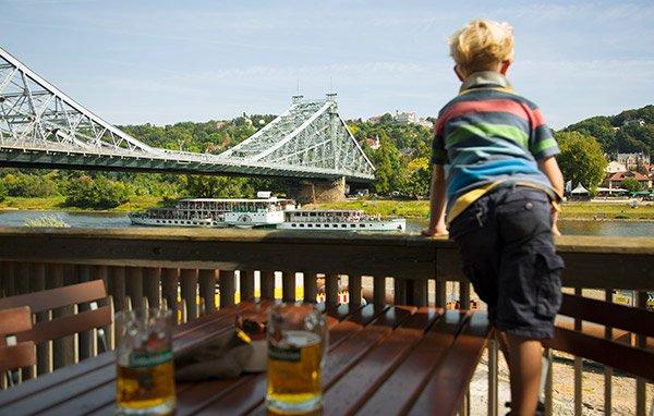 Dresden for kids