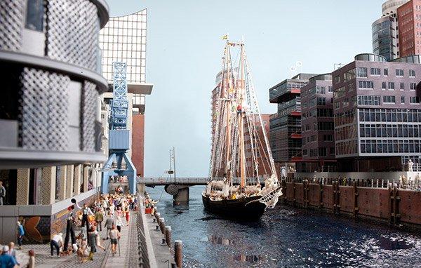 Hamburg for kids