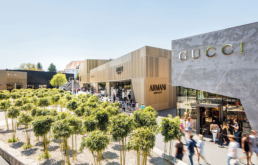 Outletcity Metzingen - Exclusive Germany
