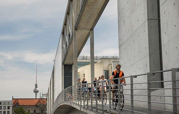 Bike Tour - Berlin's Best Tour