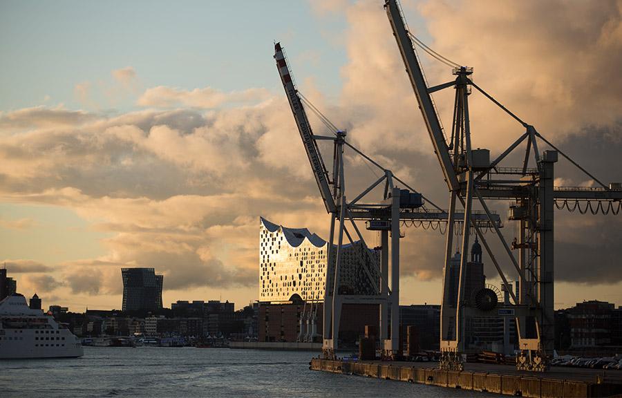 Hamburg Harbour Cruise